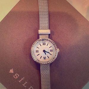 Silpada T3138 Always Elegant Watch